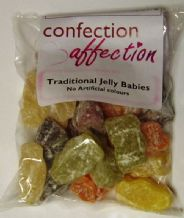 Traditional Jelly Babies 110g